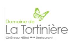 France Tours - Domaine de La Tortinière 4*. Douceur de vivre dans un château