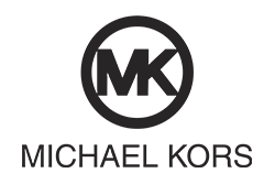 MK Rhea Medium Two-Tone Logo and Leather Backpack - Brt Red Mlti - Michael Kors, in Brt Red Mlti